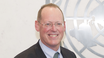 Paul Farmer, photo: UN Photo/Eskinder Debebe