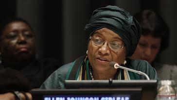 Sirlef Johnson, photo: United Nations